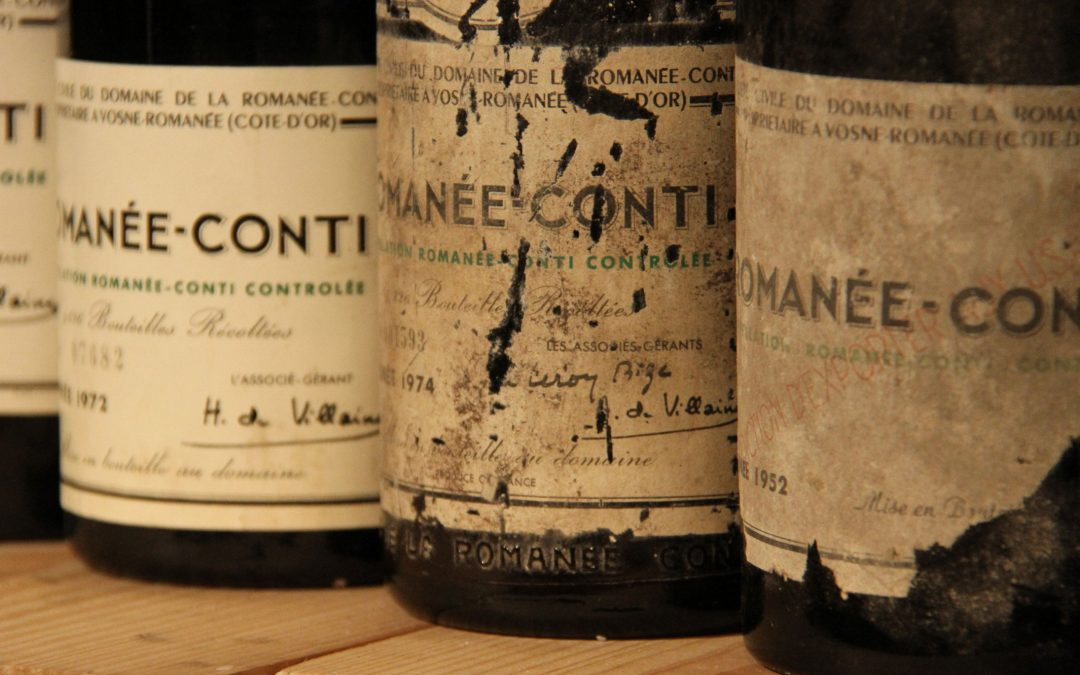 The 20 Most Legendary Wines in the World