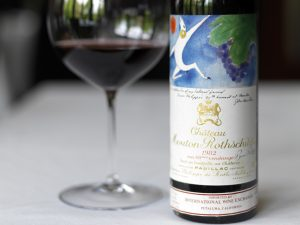 chateau mouton rothschild Most Legendary Wines the World