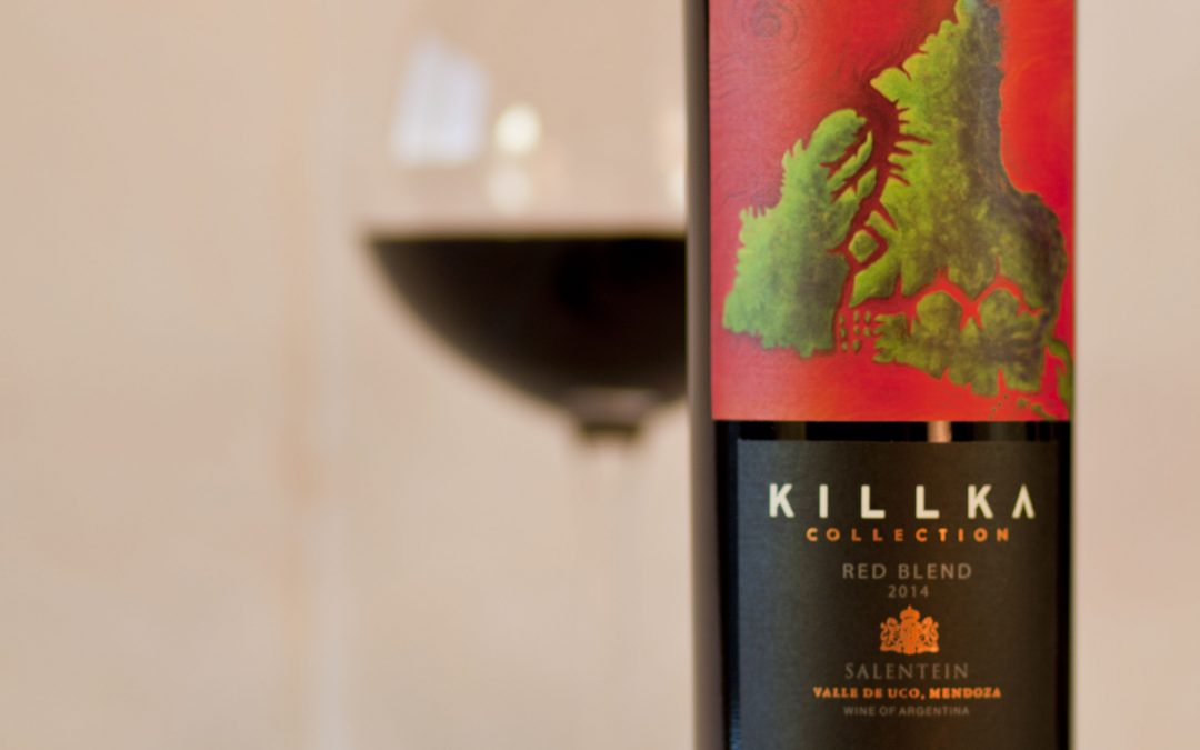 Tasting Review: 2014 Bodegas Salentein Killka Red Blend