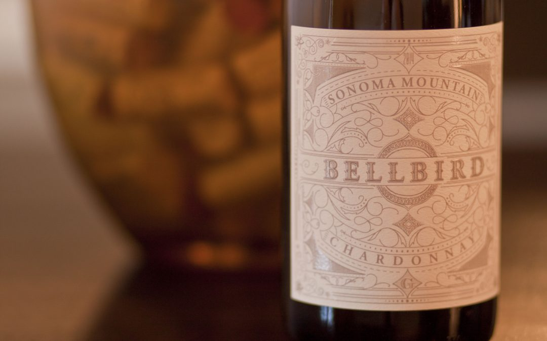 Tasting Review: 2014 Guthrie Family Wines Bellbird Sonoma Mountain Chardonnay