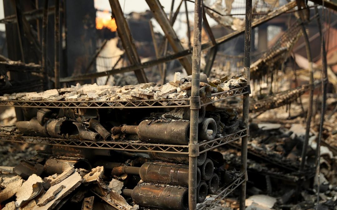 How to Help After the Napa, Sonoma Fires