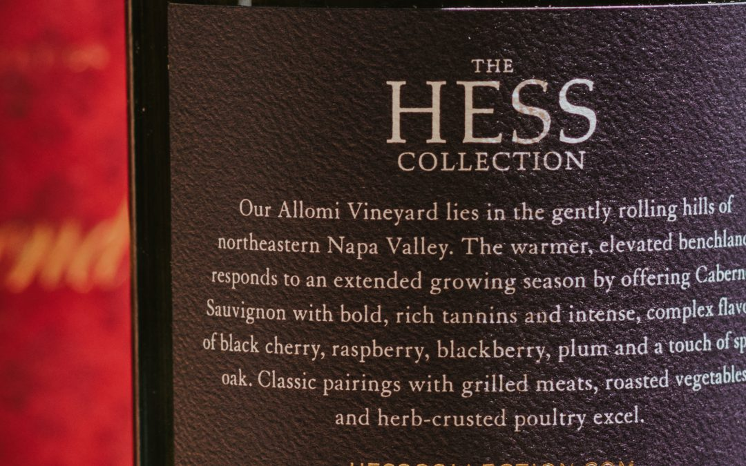 Are Wine Descriptions Complete Bull?