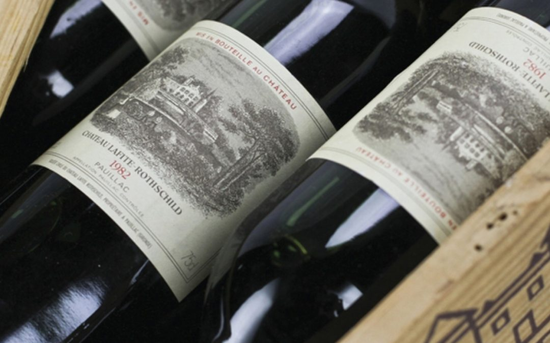 5 Key Takeaways from a Legendary 1982 Bordeaux Wine Tasting